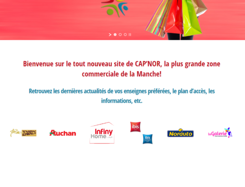 Nouveau site web: association CAP'NOR