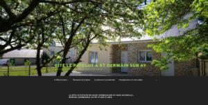 Site Internet du gîte le Patelot à Saint Germain sur Aye